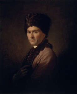 Jean-Jacques Rousseau. Allan Ramsay, 1766. Edimbourg, Scottish National Portrait Gallery.