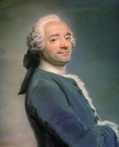 Autoportrait. Maurice Quentin de La Tour, 1771. Amiens, Musée de Picardie.