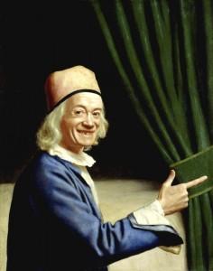 Autoportrait au sourire. Jean Etienne Liotard, 1770. Genève, Musée d'art et d'histoire
